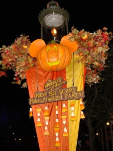 Would you like to trick or treat with Mickey Mouse at Disney\'s Magic Kingdom this Halloween?