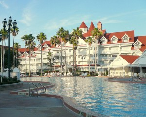 The most luxurious Disney World hotel