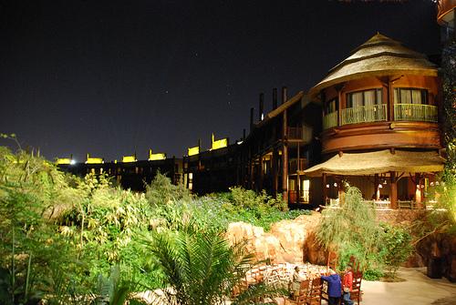 Disney World Animal Kingdom Lodge. Do you want somewhere completely unique
